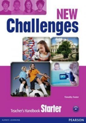 new-challenges-starter-theachers-book+sd