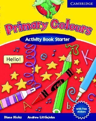 Primary-Colours-Activity-Book-Starter-Hicks-Diana-9780521667319